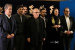 اکران فیلم «فراری» در جشنواره فیلم فجر35
