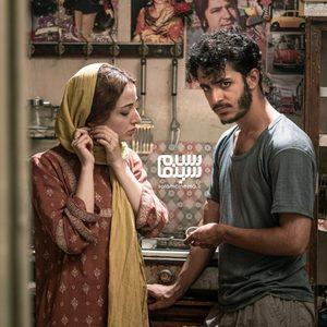 علی شادمان و ندا جبرائیلی در فیلم «مردن در آب مطهر»