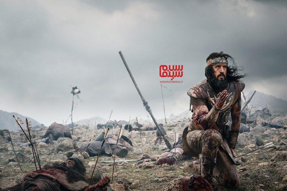 مهرداد صدیقیان در فیلم «سمفونی نهم»