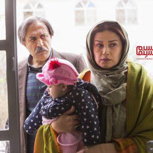 لادن مستوفی و علیرضا شجاع نوری در سریال «خواب زده»