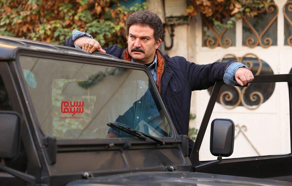 مهدی سلطانی در سریال «خواب زده»