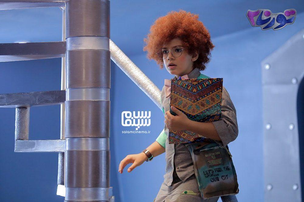 راستین عزیزپور در فیلم سینمایی «تورنا2»