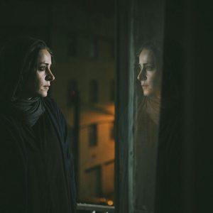 مریم مقدم در فیلم سینمایی «قصیده گاو سفید»