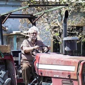 آتش تقی پور در فیلم «خروج»
