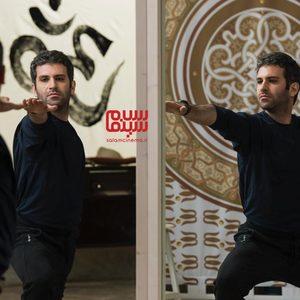 هوتن شکیبا در نقش میلاد بُداغی در فیلم «عامه پسند»