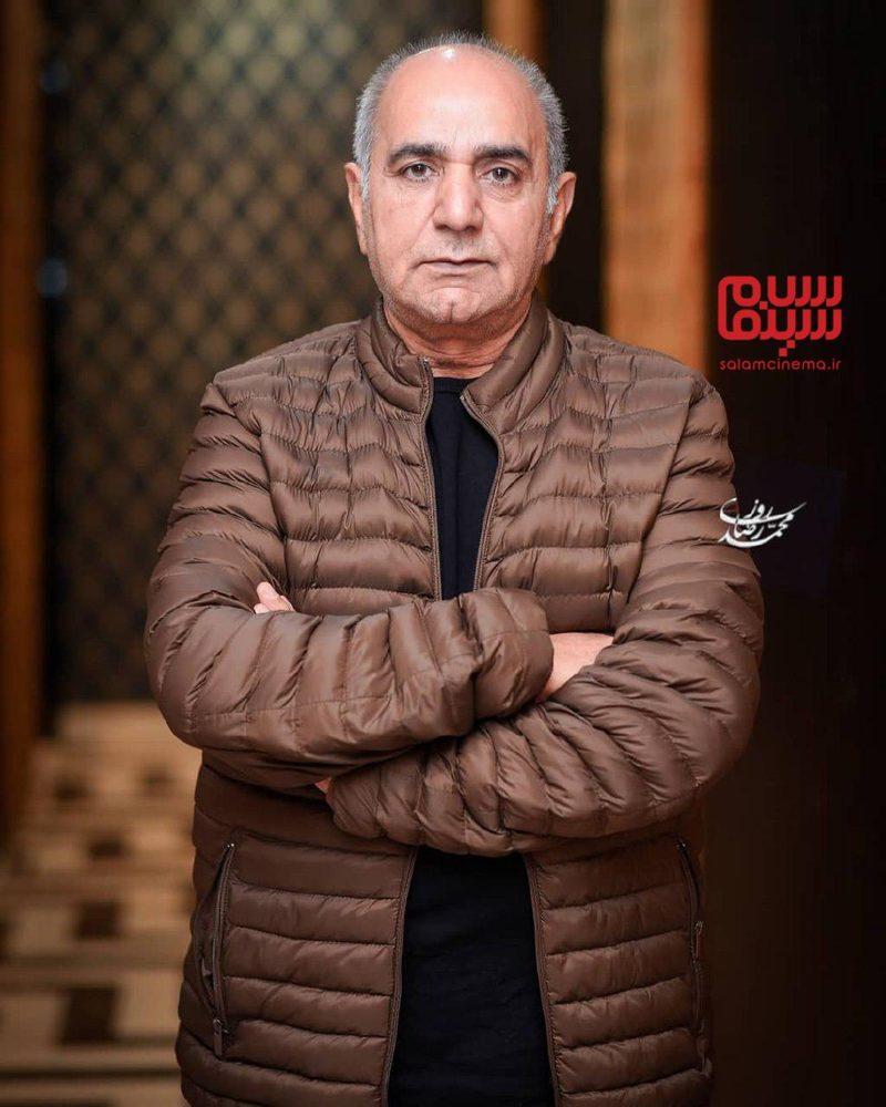 پرویز پرستویی در اکران مردمی فیلم «مطرب» در ایران مال
