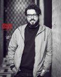 محسن کیایی در اکران مردمی فیلم «مطرب» در ایران مال