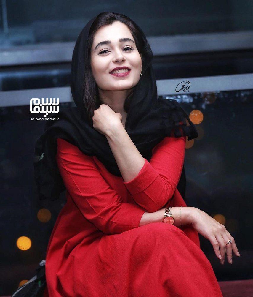 سانیا سالاری در اکران خصوصی فیلم «مطرب»