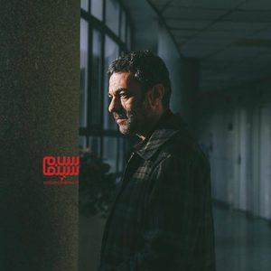 علیرضا ثانی فر در فیلم سینمایی «قصیده گاو سفید»