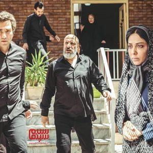 امیر جعفری، لیلا اوتادی و رضا یزدانی در فیلم «سم پاشی»