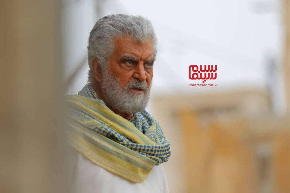 محمد متوسلانی در سریال «به رنگ خاک»