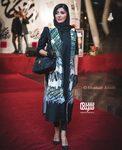 مریم معصومی در اکران خصوصی فیلم «مطرب» در سینما چارسو