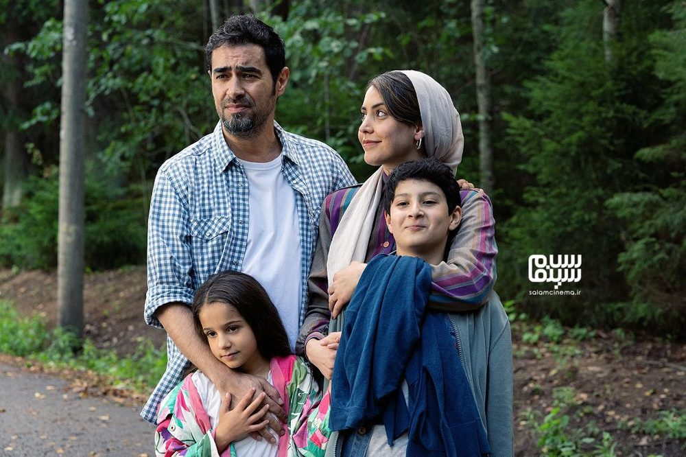اولین تصویر منتشر شده از فیلم «کویر امروز»
