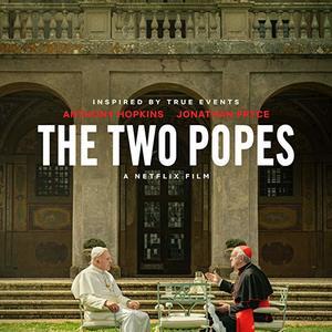 پوستر فیلم «دو پاپ»(The Two Popes)