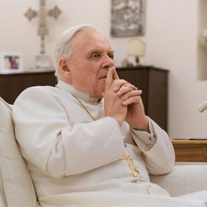 آنتونی هاپکینز در فیلم «دو پاپ»(The Two Popes)