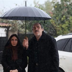 سميرا حسن پور و محمود نظرعليان در فیلم تمشک