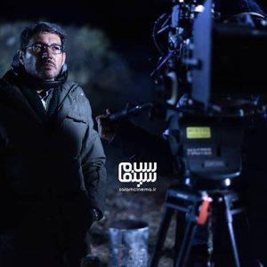 احمد مرادپور در پشت صحنه فیلم «کارو»