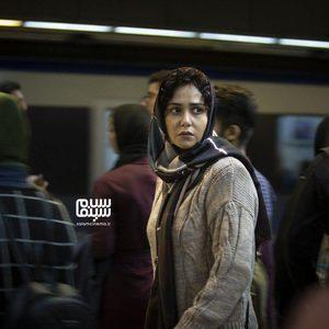 پریناز ایزدیار در فیلم «مغز استخوان»