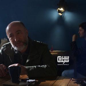 رضا بهبودی در فیلم سینمایی «ریست»