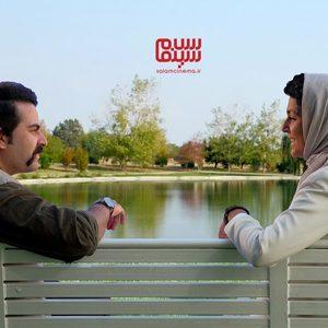 امید نعمتی و هدی زین العابدین در فیلم «دست انداز»