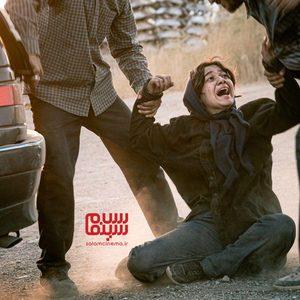 صدف عسگری در فیلم «مردن در آب مطهر»