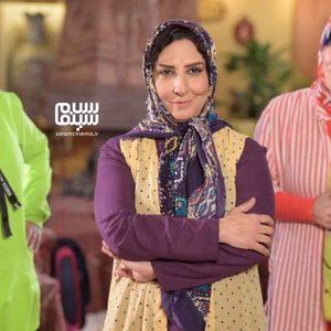 آشا محرابی، مرجانه گلچین و زهرا جهرمی در سریال «موچین»