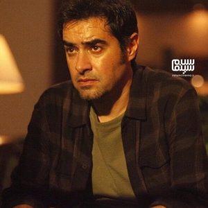 شهاب حسینی در فیلم «آن شب»