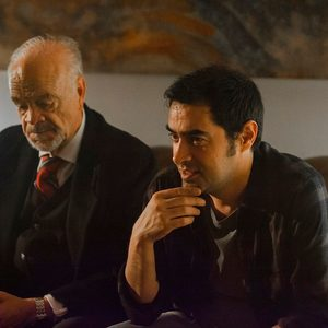 جرج مگوایر و شهاب حسینی در فیلم «آن شب»