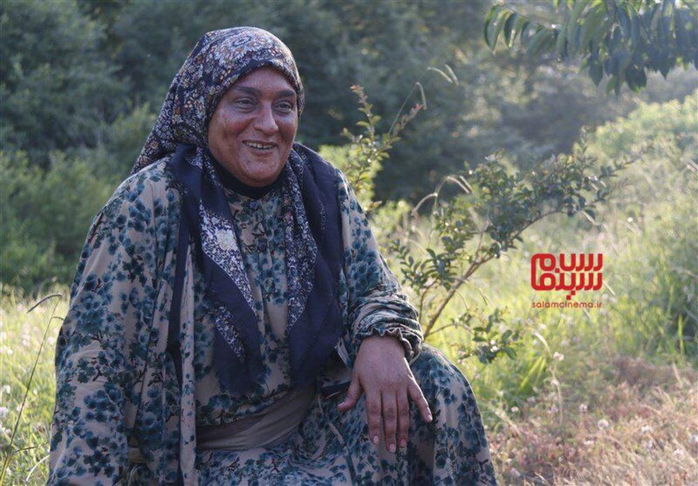 سمیه تاجیک در سریال «ملکاوان»