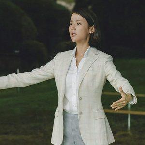 چو یئو جئونگ در فیلم «انگل» (Parasite)