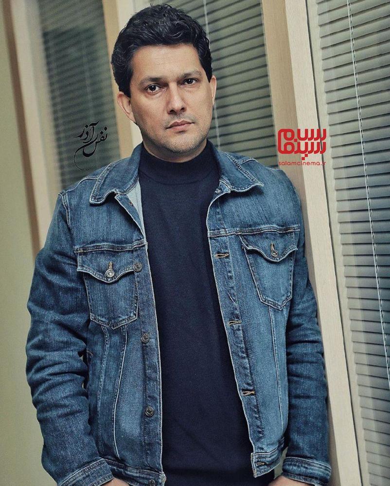 حامد بهداد در اکران مردمی فیلم سینمایی «جان دار» در سینما کوروش