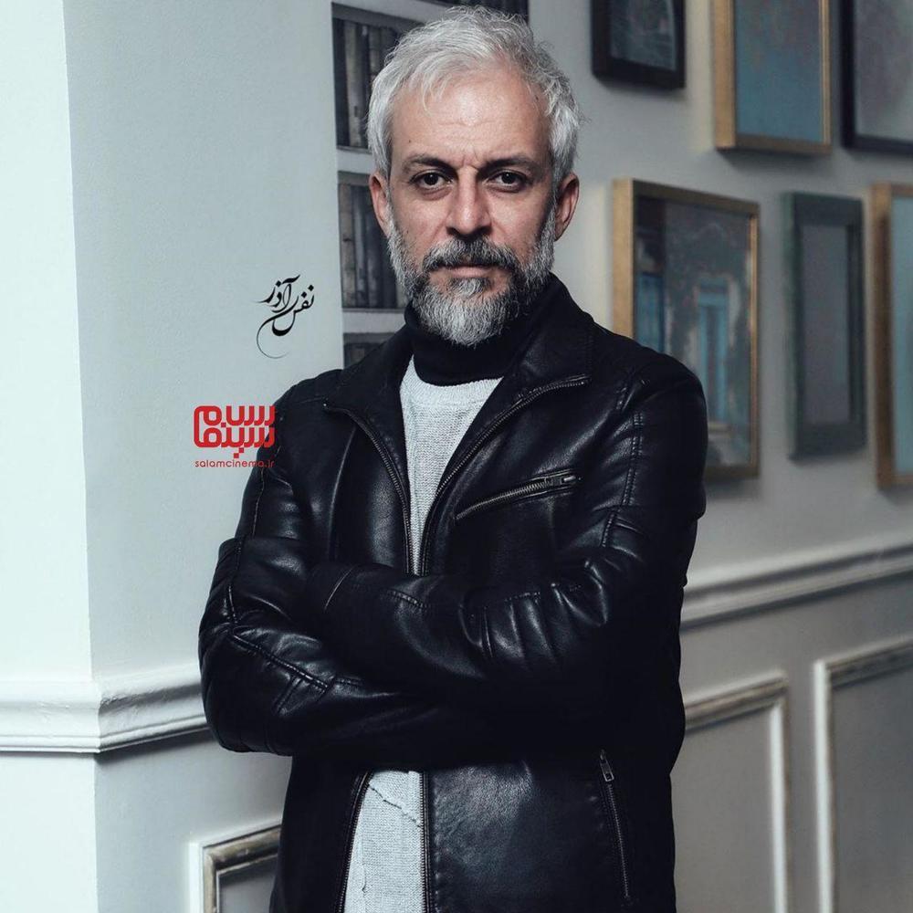 کاظم سیاحی در اکران مردمی فیلم «جهان با من برقص» در سینما آزادی