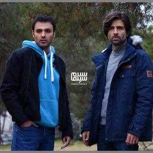 سامان صفاری و علی کیان ارثی در فیلم «شهربانو»