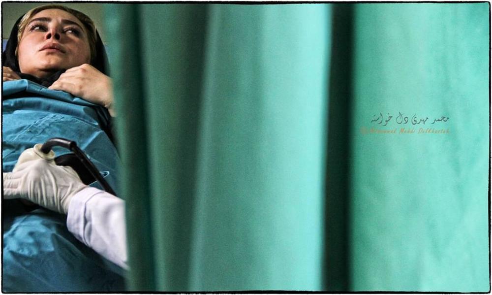 آنا نعمتی در فیلم «ماحی»