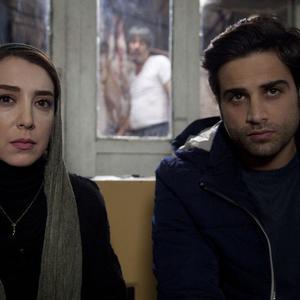 آرمان درویش و سحر جعفری جوزانی در فیلم «پشت دیوار سکوت»