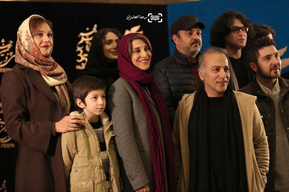اکران فیلم «آباجان» در سی و پنجمین جشنواره فیلم فجر