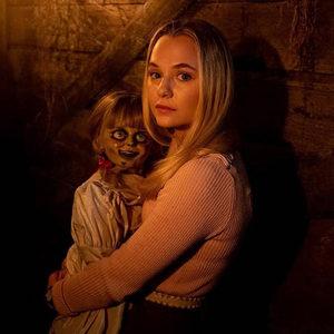 مدیسون آیزمن در فیلم سینمایی «آنابل به خانه می آید»(Annabelle Comes Home)