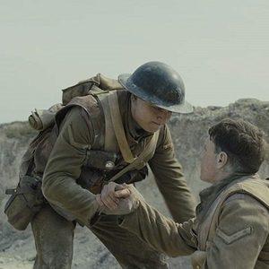 دین چارلز چپمن در فیلم «1917»