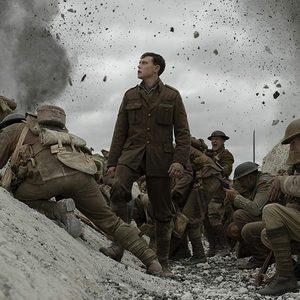 جرج مکای در فیلم «1917»