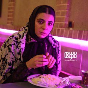 مریم عباس زاده در فیلم سینمایی «خون شد»