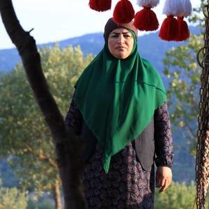 اشرف شاه حسینی در تله فیلم «مندیر بارون»