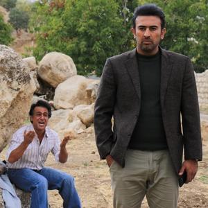 مرتضی رحیمی در نمایی از تله فیلم «مندیر بارون»