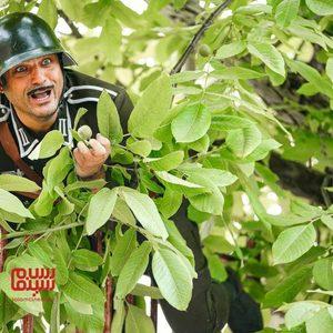 سام درخشانی در فیلم «خوب بد جلف 2: ارتش سری»