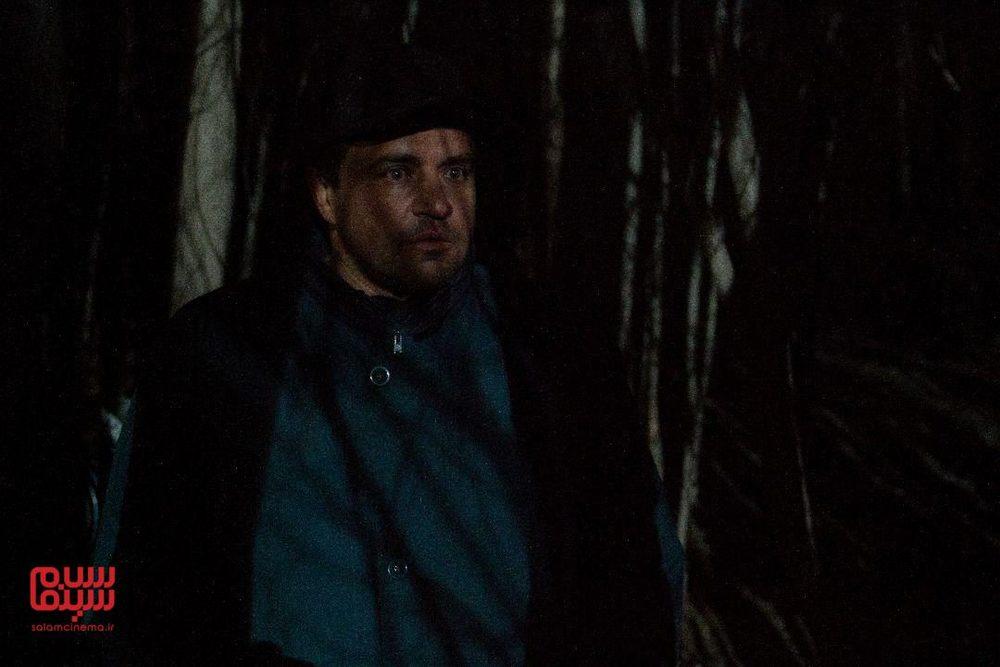 جواد قامتی در فیلم «پوست»