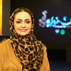 مهشید ناصری در برنامه معرفی فیلم «پدران» در «تا جشنواره ۳۸»