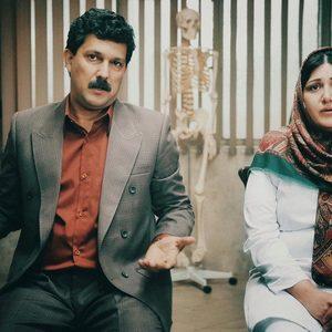 اولین عکس منتشر شده از باران کوثری و حامد بهداد در فیلم «گیج گاه»