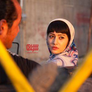 پردیس احمدیه در فیلم «تومان»