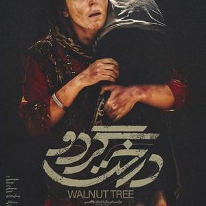 پوستر فیلم «درخت گردو» با بازی مینو شریفی