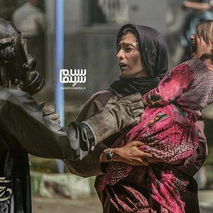 مینا ساداتی در فیلم «درخت گردو»