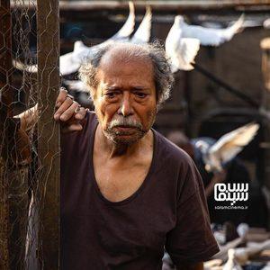 علی نصیریان در فیلم «خورشید»